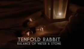 Tenfold Rabbit - Balance of Water and Stone